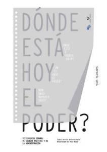 Dónde de está hoy el poder