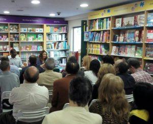 Presentación de La Hermandad de Doña Blanca, libro de Ibiza Melián