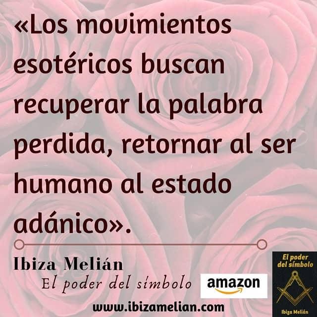 Frase sobre la palabra perdida, de la escritora Ibiza Melián