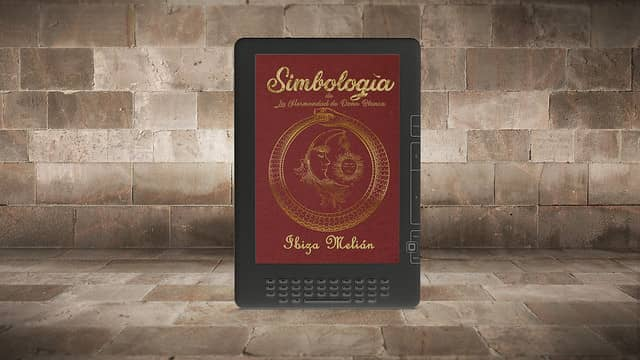 Libro sobre simbología, de la escritora Ibiza Melián