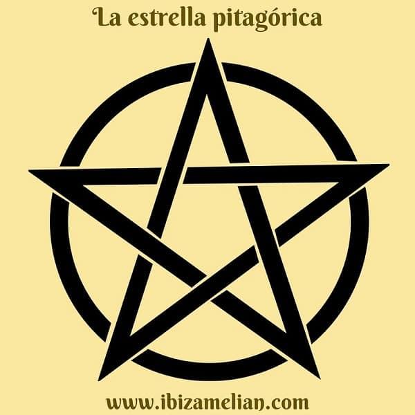 La estrella pitagórica