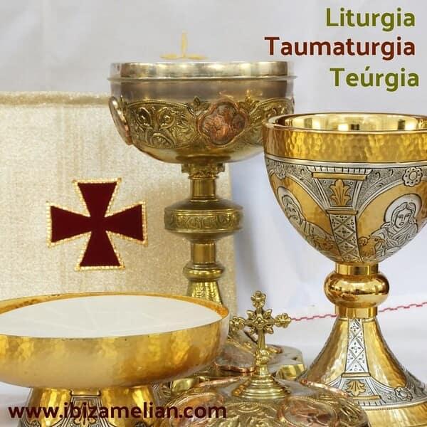 La diferencia entre liturgia, taumaturgia y teúrgia