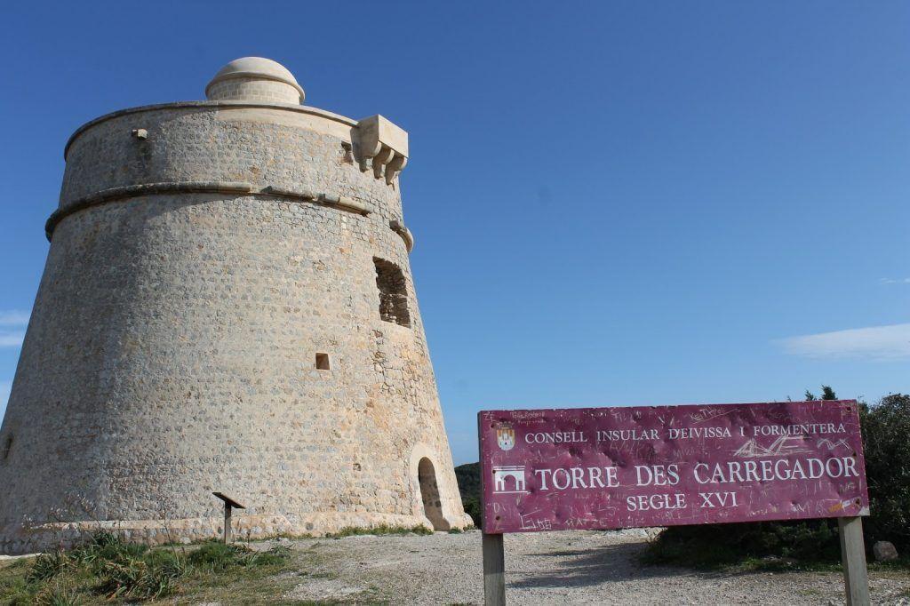 Torre de Sal Rossa Ibiza
