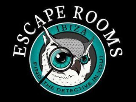 Escape Rooms Ibiza logo ERI-black