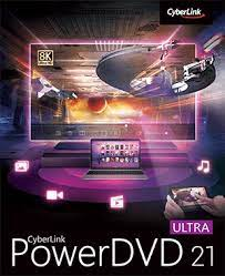 CyberLink PowerDVD Ultra 21 Crack + Activation Key Free Download