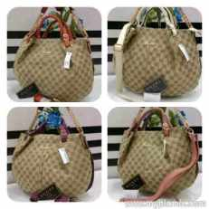 GUCCI New Cervo 2042 semi super (afo) 40x14x28