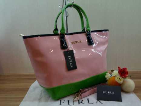Sale furla 8082 super 30x28x18 baby pink 180