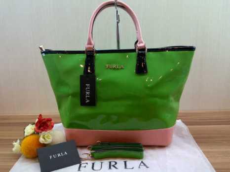 Sale Furla 8082 super 30x28x18 green 180