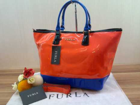 Sale Furla 8082 super 30x28x18 orange 180