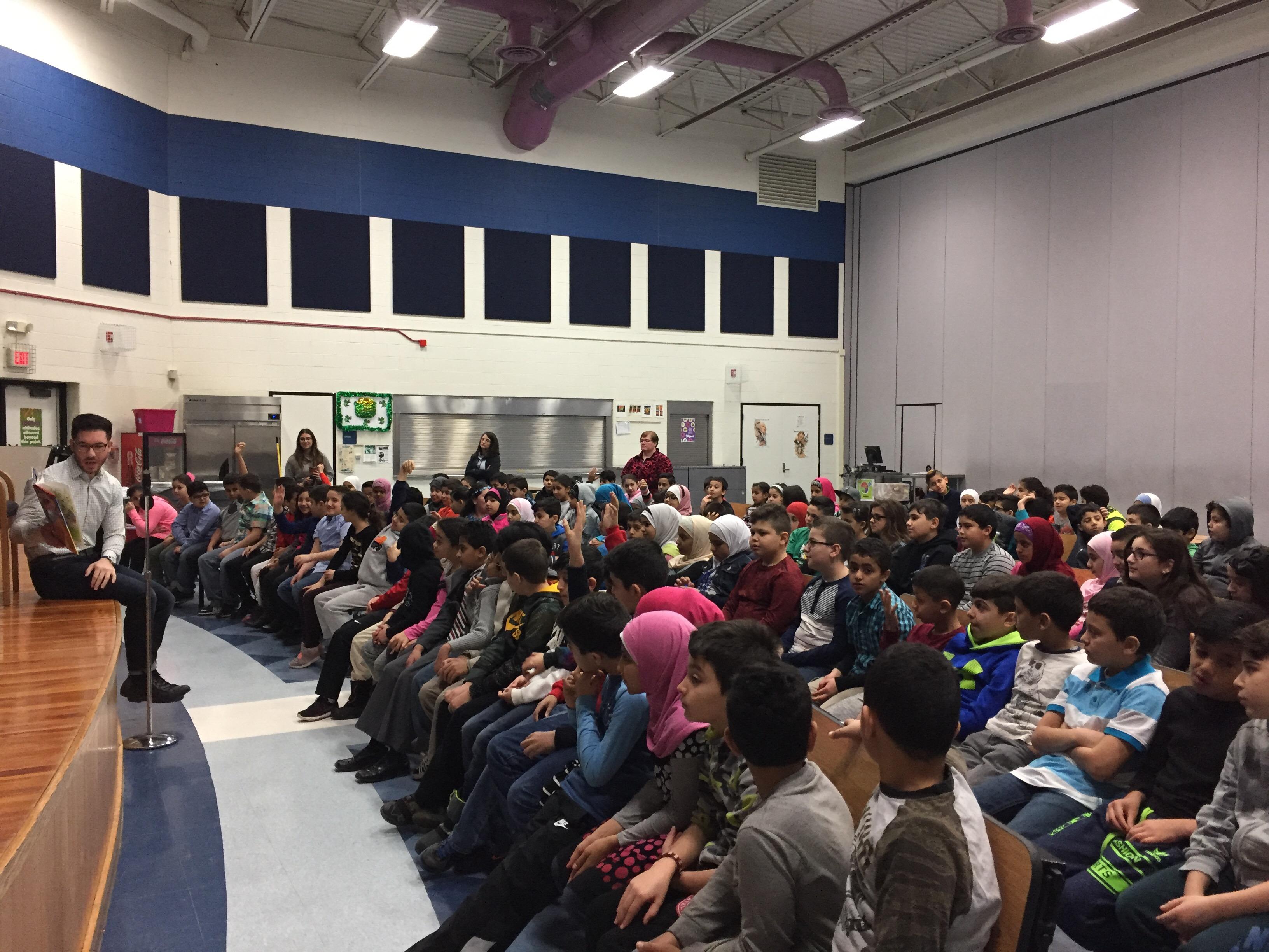 Mrs Hamids 4th Grade  Dearborn Public Schools