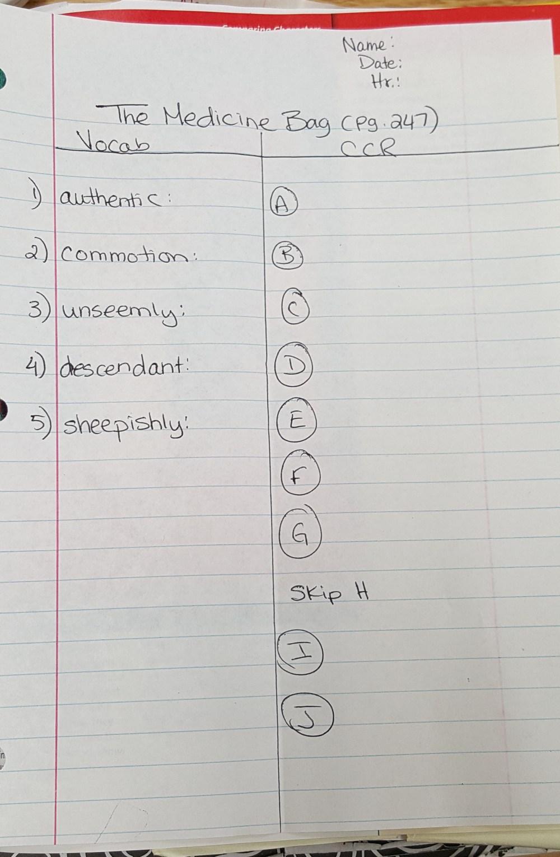 medium resolution of 8th Grade ELA – Mrs. Issa's Language Arts