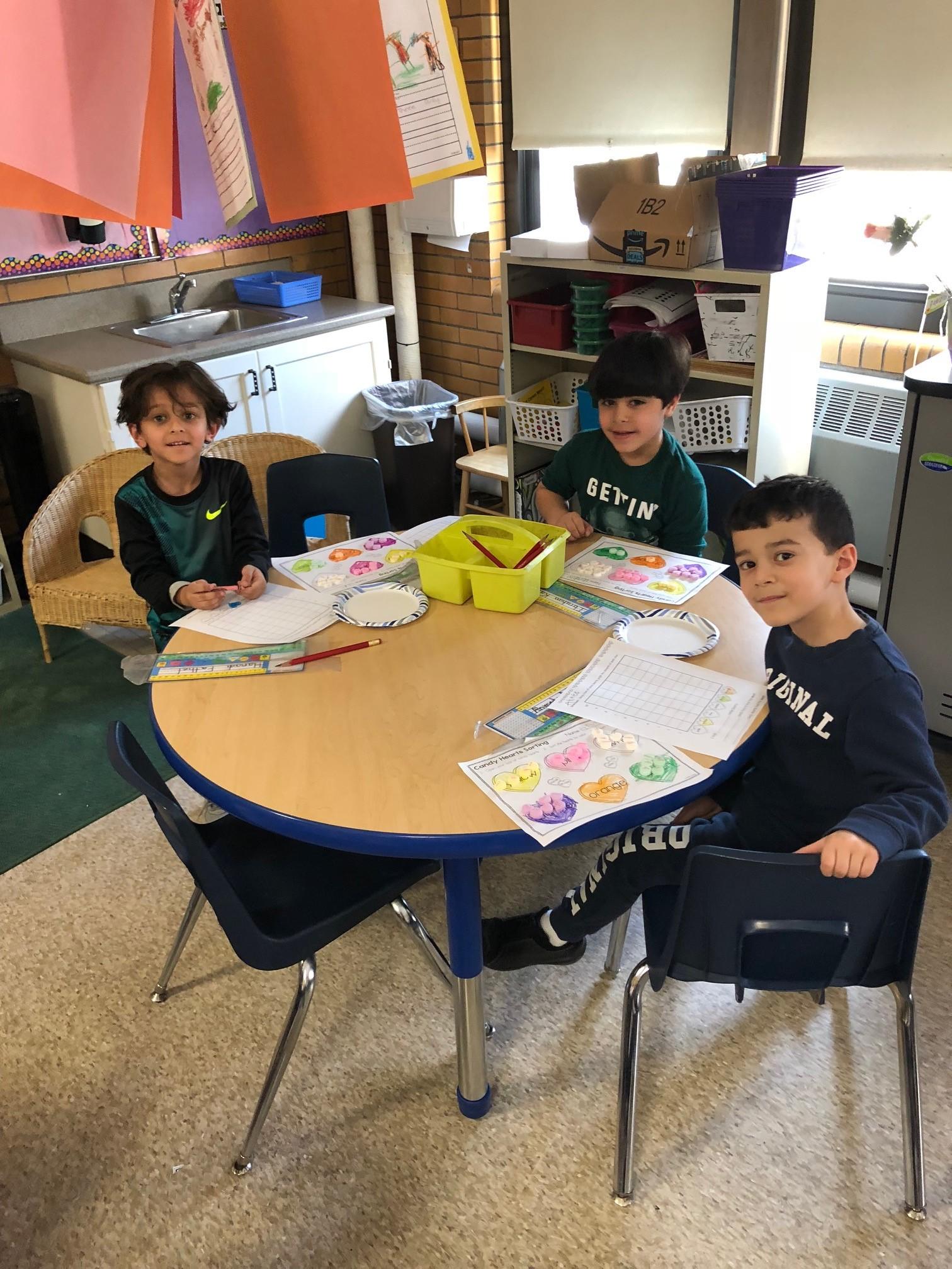 Mrs Harrison S Kindergarten Class