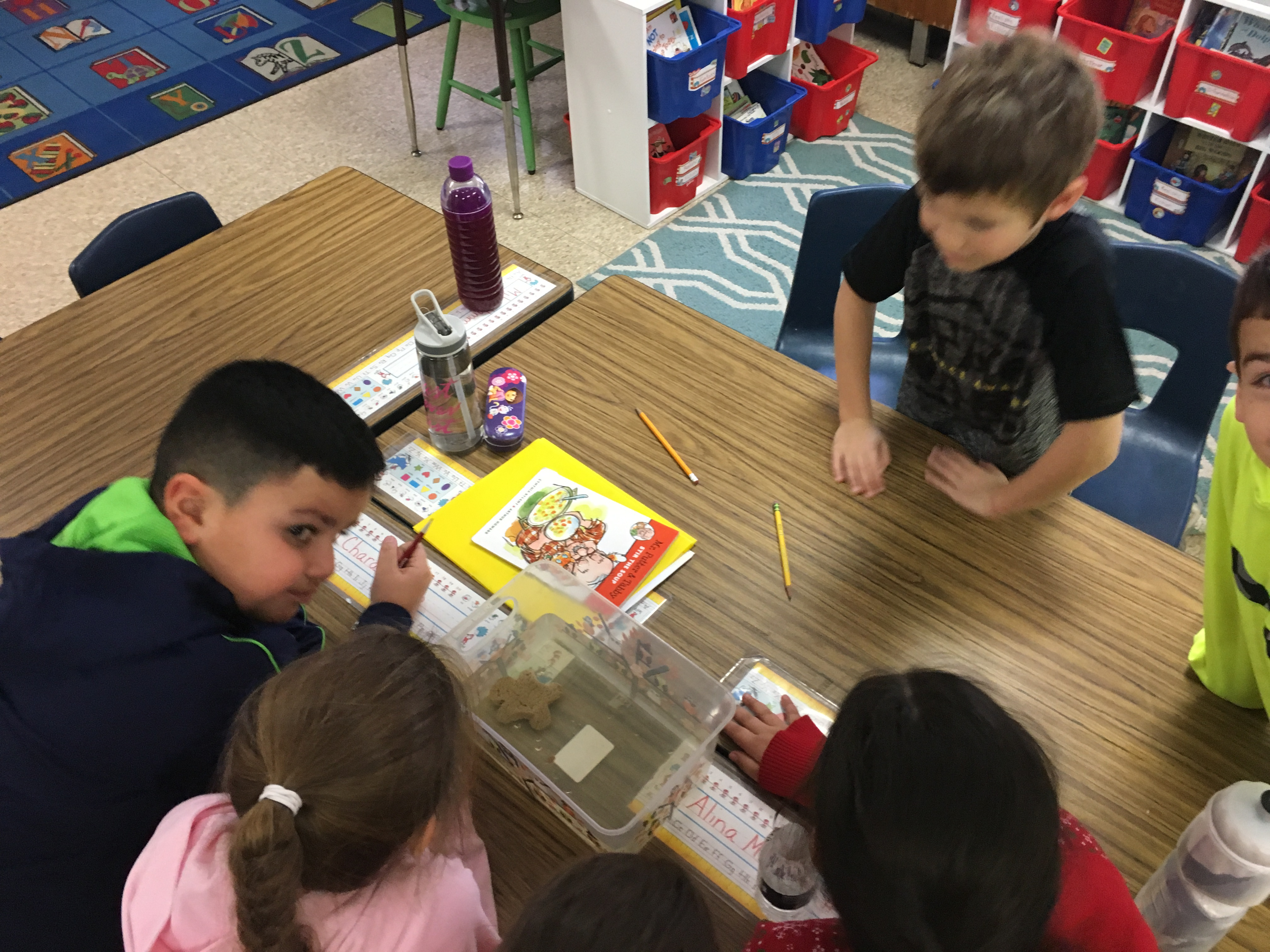 2nd Grade Students Discover C E R Claim Evidence