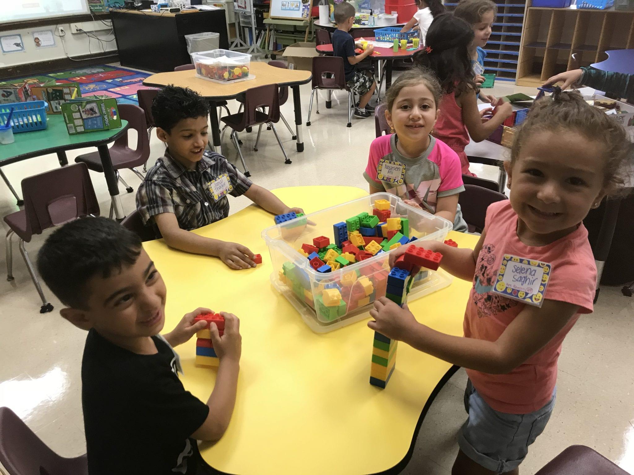 Mrs Rawson S Kindergarten Class Oakman Elementary School