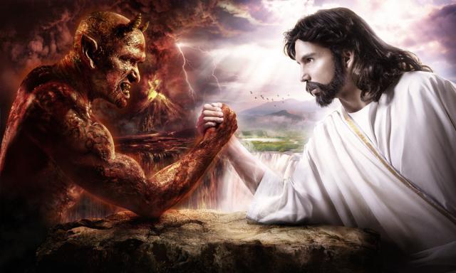 Jesus Won!