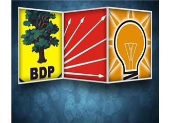 Güneydoğu'da BDP'nin kazanmaması için tüm partiler ittifak etmeli!