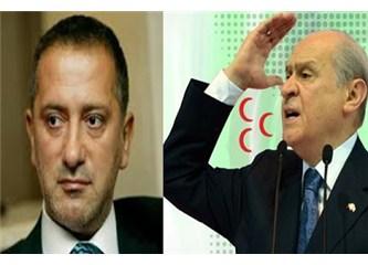 Devlet Bahçeli Fatih Altaylı'yı sevmiyormuş…