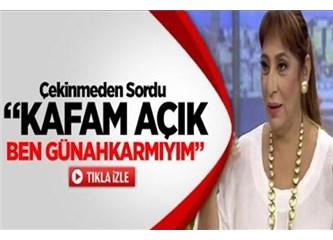 """Melek Baykal'a cevap: """"Başınız açık olduğu için günahkâr değilsiniz"""""""