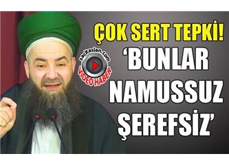 """Cübbeli Ahmet'in İşid'e """"cehennem köpeği"""" demesi normal mi?"""