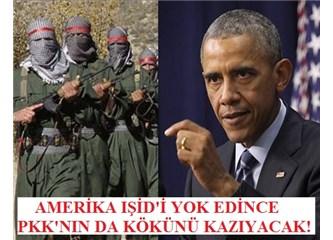 Amerikan derin devleti PKK'ya da kalleşlik yapacak!