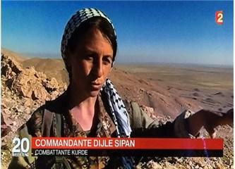 Fransa devlet medyası Daeş'e karşı YPG'yi en önemli ümit olarak taktim ediyor!