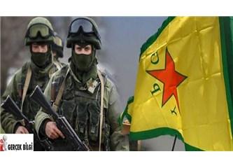 """Amerika'nın """"Black Water"""" askerleri YPG saflarında PKK'lılara komutanlık ediyor"""