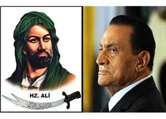Hz. Ali, Mısır lideri Hüsnü Mübarek ve Hz. Mehdi…
