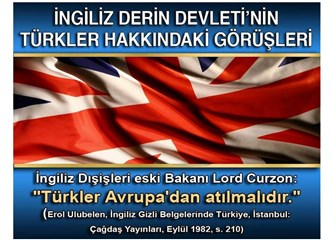 Türkiye'de darbenin arkasındaki üst akıl İngiliz derin devletiydi…