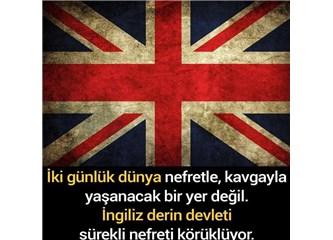 İngiliz derin devletinin işgal metodu!
