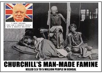 İngiliz derin devleti 1943'de 4 milyon Hintli'yi öldürdü!