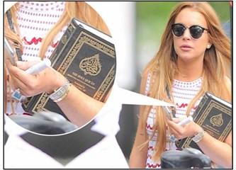 Bağnazlar Lindsay Lohan'ı rahat bırakmalı!