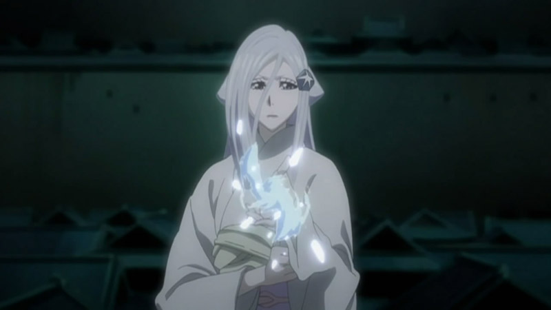 Sode no Shirayuki_the most beautiful sword in Soul Society
