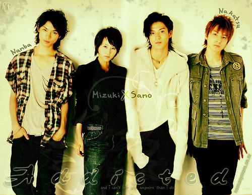 Nanba senpai, Ashiya, Sano, Nakatsu