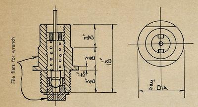 Model steam safety valve design  Steam Wallet Code Generator