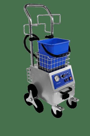 Machine vapeur professionnel spécial Climatisation   Clim 3000