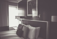 hotel camas