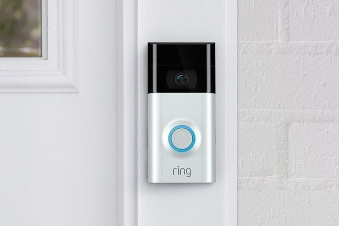 Ring's Video Doorbell 2