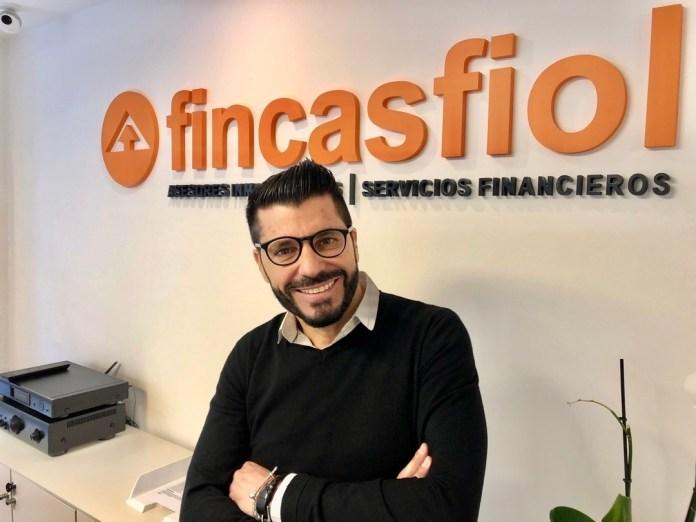 Roberto Fluxa gerente Fincas Fiol