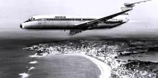 avion dc 9 Iberia