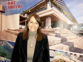 Isabel Teruel directora de Port Adriano