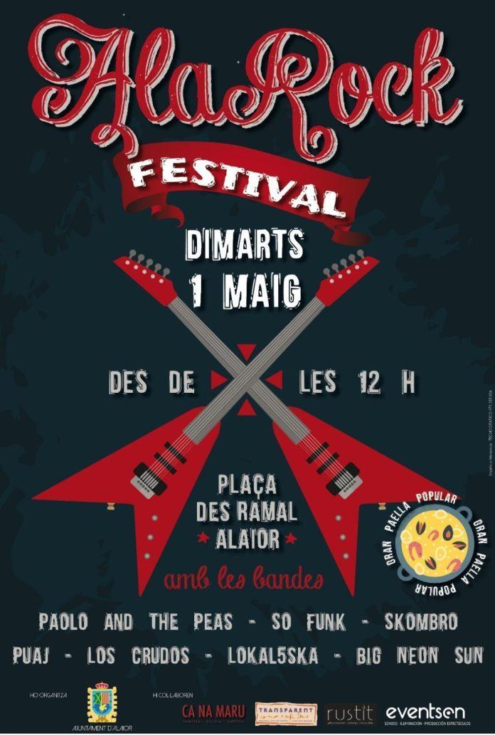 Ala Rock Festival Menorca