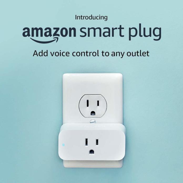 Amazon Smart Plug with Alexa