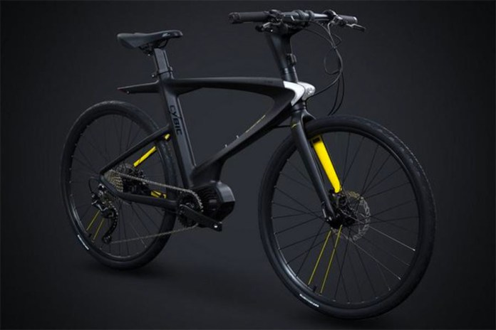 e-bike Cybic E-Legend