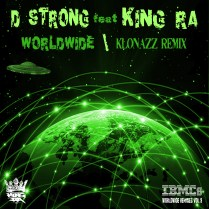 Kebo - D Strong & King RA - Worldwide (High Res) GREEN