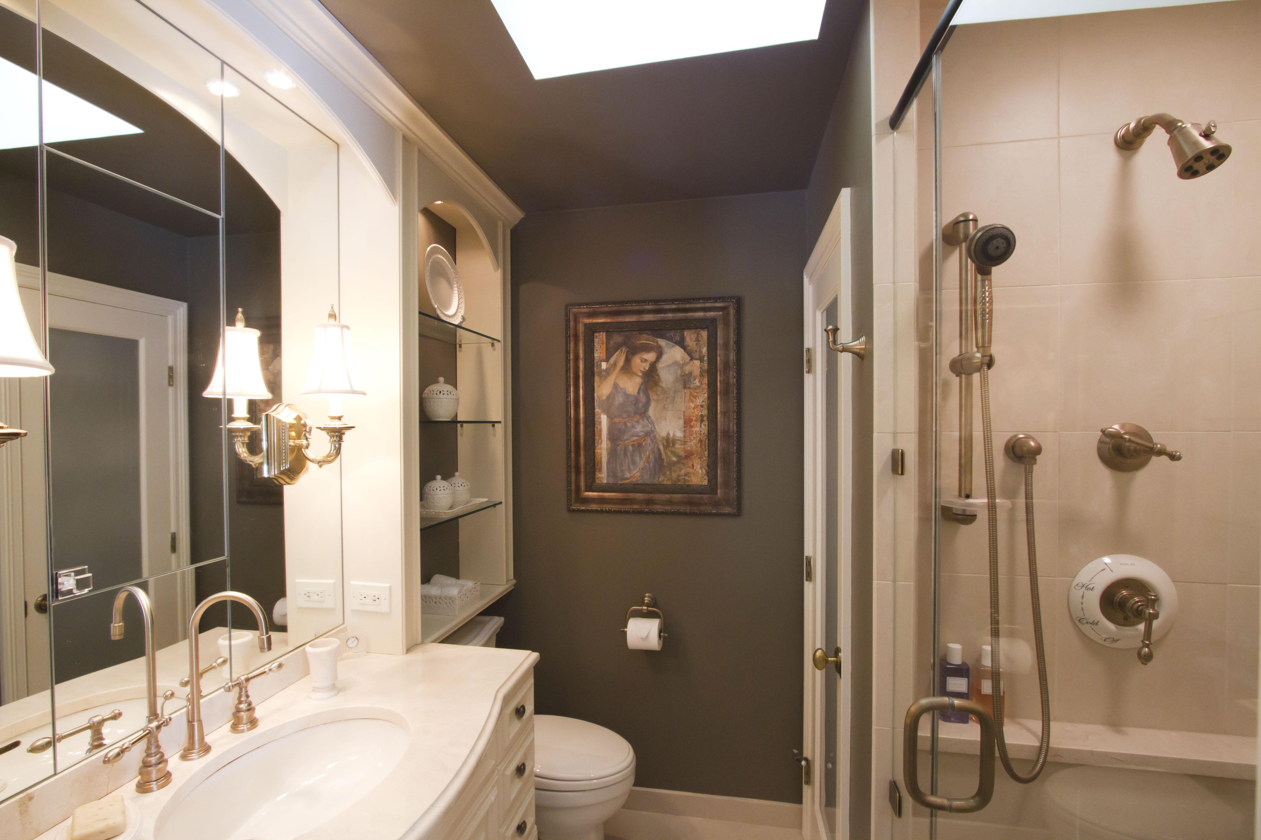 Home Design Small Bathroom Ideas
