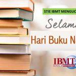 STIE IBMT Surabaya mengucapkan Selamat Hari Buku Nasional