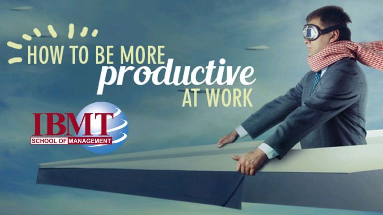 stie-ibmt-how-more-productive