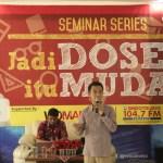 Kemristekdikti sebut Indonesia krisis dosen