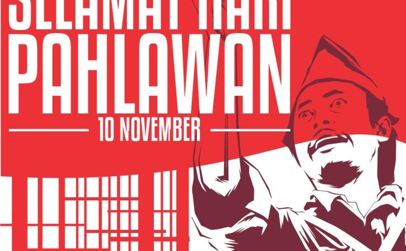 10 November - Hari Pahlawan