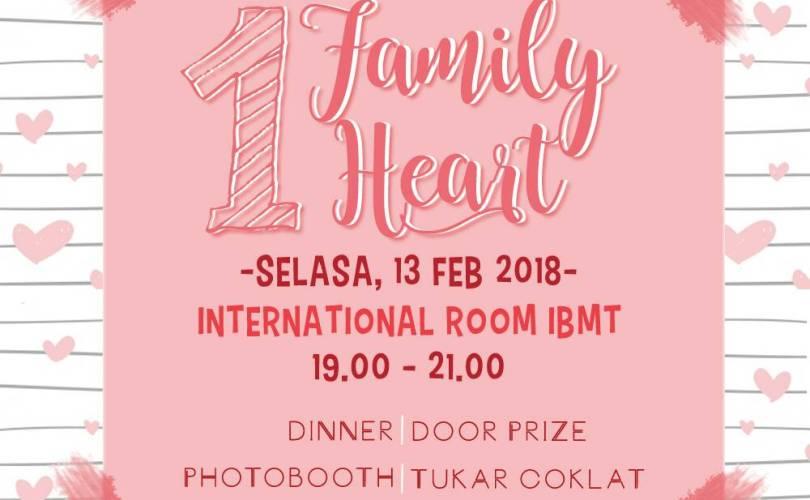 1 Family Heart